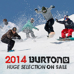 2014 Burton on Sale!