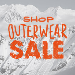 Shop Outerwear Sale