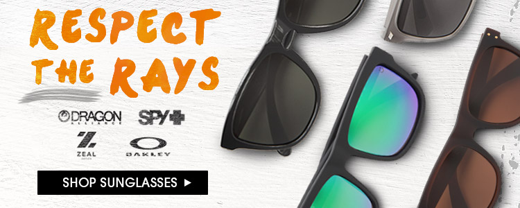 Respect The Rays. Shop Sunglasses