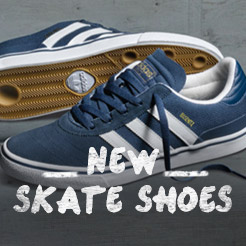 New Skate Shoes