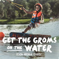 Kids Wake - Get the Groms on the Water