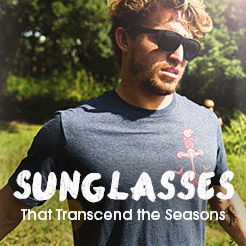 Sunglasses That Transcend the Seasons