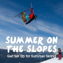 Summer on the Slopes