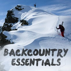 Prepare for the Backcountry