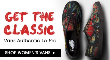 Get The Classic Vans - Shop Womens Vans