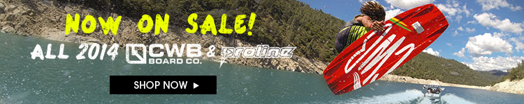 2014 CWB and Proline on Sale Now
