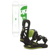 CAPiTA Ultrafear Snowboard + Union Contact Pro Bindings 2015