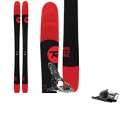 Rossignol Sin 7 Skis + FKS 120 Ski Bindings 2015