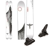 Line Skis Mr Pollard's Opus Skis + Marker Jester Ski Bindings 2015