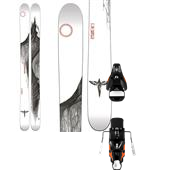 Line Skis Mr Pollard's Opus Skis + Atomic STH2 16 Ski Bindings 2015