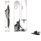 Line Skis Mr Pollard's Opus Skis + Rossignol FKS 120 Ski Bindings 2015