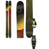 Line Skis Sir Francis Bacon Skis + Salomon STH2 13 Ski Bindings 2015