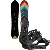Burton Fish Snowboard + Genesis Bindings 2015