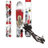 K2 Coomback 104 Skis + Dynafit TLT Radical FT Ski Bindings 2015