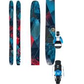 Atomic Automatic 109 Skis + STH2 13 Ski Bindings 2015