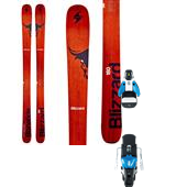 Blizzard Bonafide Skis + Atomic STH2 13 Ski Bindings 2015