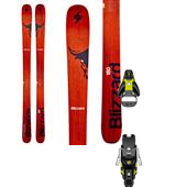 Blizzard Bonafide Skis + Salomon STH2 13 Ski Bindings 2015