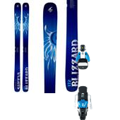 Blizzard Sheeva Skis - Women's + Atomic STH2 13 Ski Bindings 2015