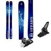 Blizzard Sheeva Skis - Women's + Marker Griffon Ski Bindings 2015