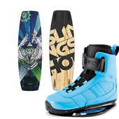 Slingshot Oli Wakeboard+ RAD Bindings 2015
