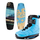 Slingshot Windsor Wakeboard + RAD Bindings 2015