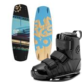 Slingshot Windsor Wakeboard + KTV Bindings 2015