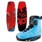 Slingshot Recoil Wakeboard + RAD Bindings 2015