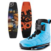 Slingshot Nomad Wakeboard + RAD Bindings 2015