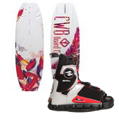 CWB Lotus Wakeboard + Hyperlite Spin Bindings 2013