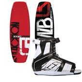 CWB Faction Wakeboard + Hyperlite Remix Bindings 2013