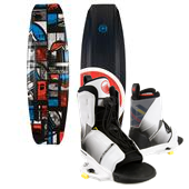 Liquid Force Tex Wakeboard + Transit Bindings 2013