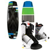 Liquid Force Harley Grind Wakeboard + Transit Bindings 2013