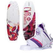 CWB Lotus Wakeboard + CWB Bliss Bindings - Women's