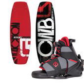 CWB Faction Wakeboard + Torq Bindings