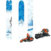 4FRNT Hoji Skis + G3 ION Alpine Touring Bindings 2015