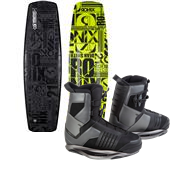 Ronix Code 21 Modello Wakeboard + Preston Bindings 2015