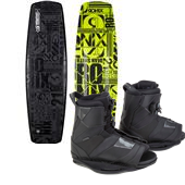 Ronix Code 21 Modello Wakeboard + Network Bindings 2015