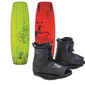 Ronix District Park Wakeboard + Network Bindings 2015