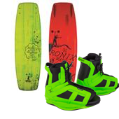 Ronix District Park Wakeboard + District Bindings 2015