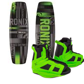 Ronix District Wakeboard + District Bindings 2015