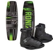 Ronix District Wakeboard + Divide Bindings 2015