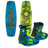 Ronix Limelight ATR Wakeboard + Limelight Bindings - Women's 2015