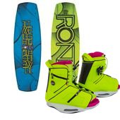 Ronix Limelight ATR Wakeboard + Halo Bindings - Women's 2015
