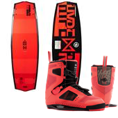 Hyperlite Marek Bio Wakeboard + Team CT Bindings 2015