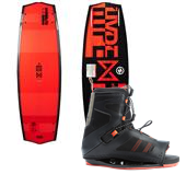Hyperlite Marek Bio Wakeboard + Team OT Bindings 2015