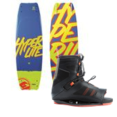 Hyperlite Murray Wakeboard + Team OT Bindings 2015