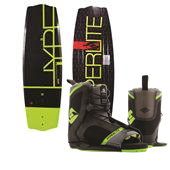 Hyperlite State 2.0 Wakeboard + Remix Bindings 2015