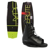 Hyperlite State 2.0 Wakeboard + Frequency Bindings 2015