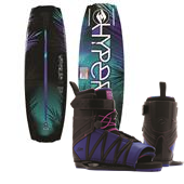 Hyperlite Maiden Wakeboard + Syn Bindings - Women's 2015