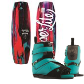 Hyperlite Venice Wakeboard + Blur Bindings - Women's 2015